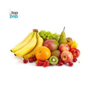 Pure Cane Sugar Top Pop Fruit Punch