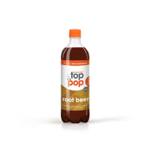 Pure Cane Sugar Top Pop Root Beer