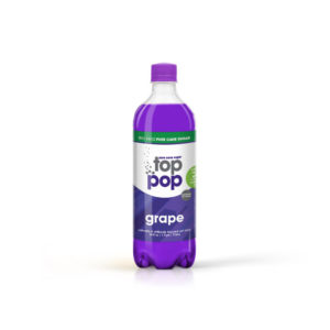 Pure Cane Sugar Top Pop Grape