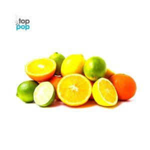 Pure Cane Sugar Top Pop Citrus