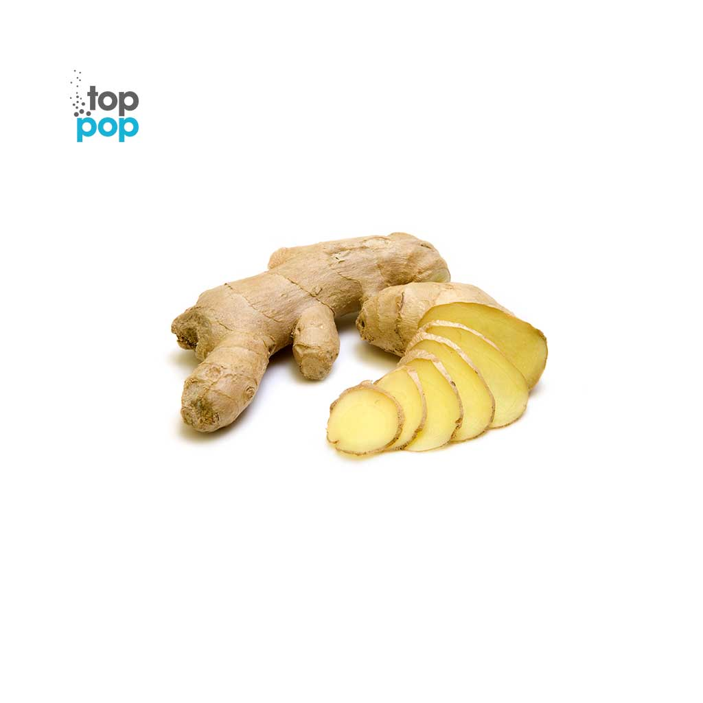 Pure Cane Sugar Top Pop Ginger Ale