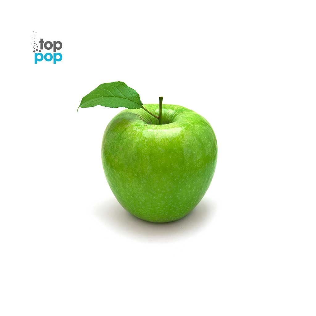 Pure Cane Sugar Top Pop Green Apple