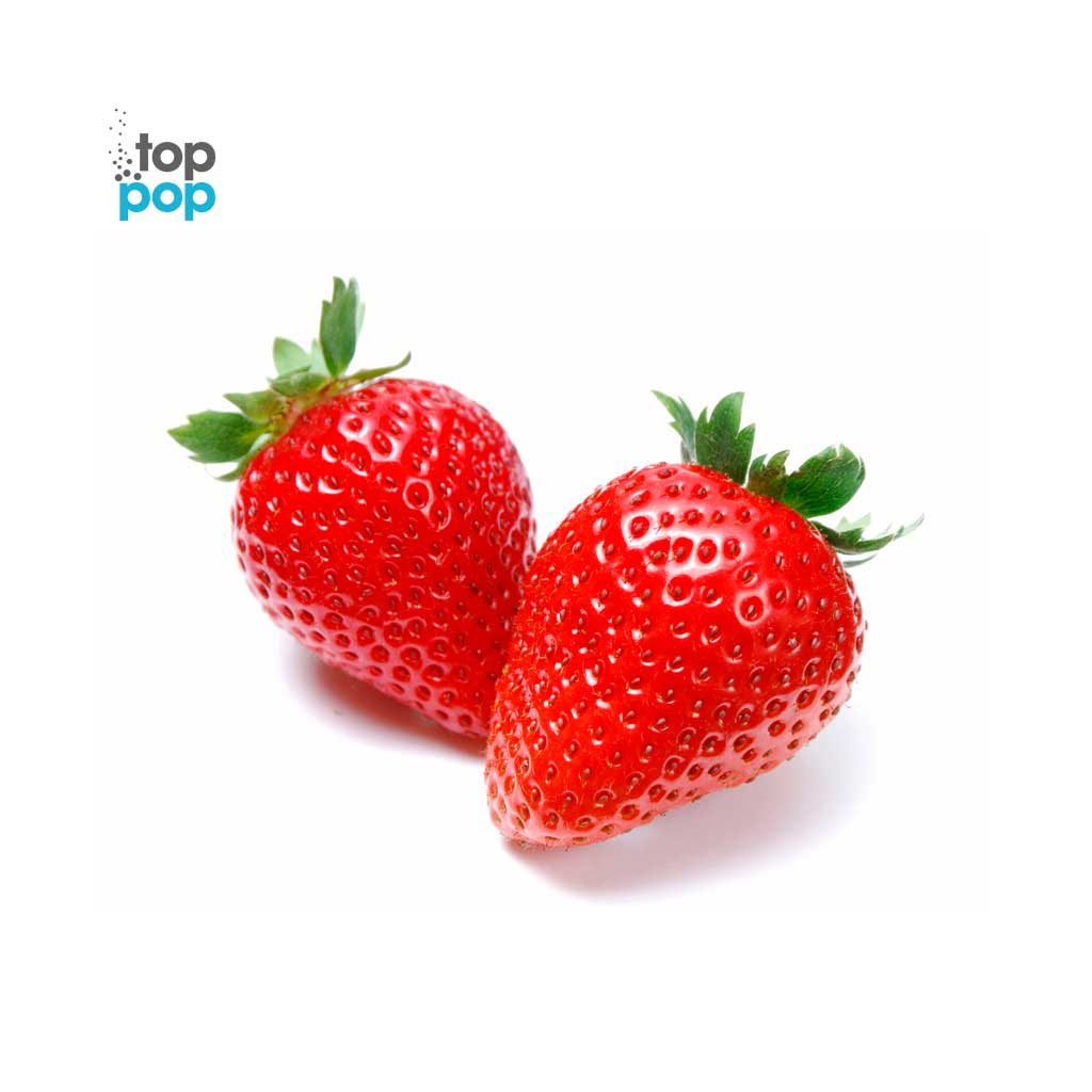 Pure Cane Sugar Top Pop Strawberry