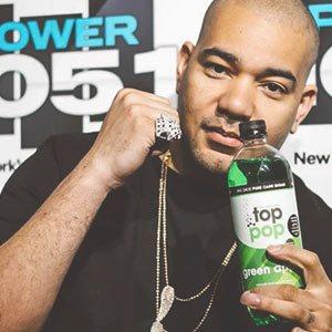 Top Pop Green Apple Soda