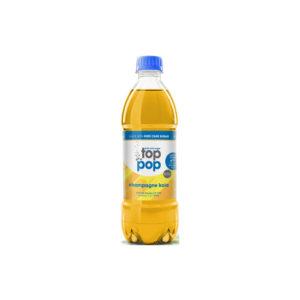 Pure Cane Sugar Top Pop Champagne Kola